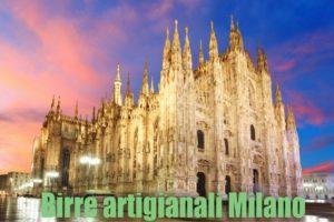 Birre artigianali Milano