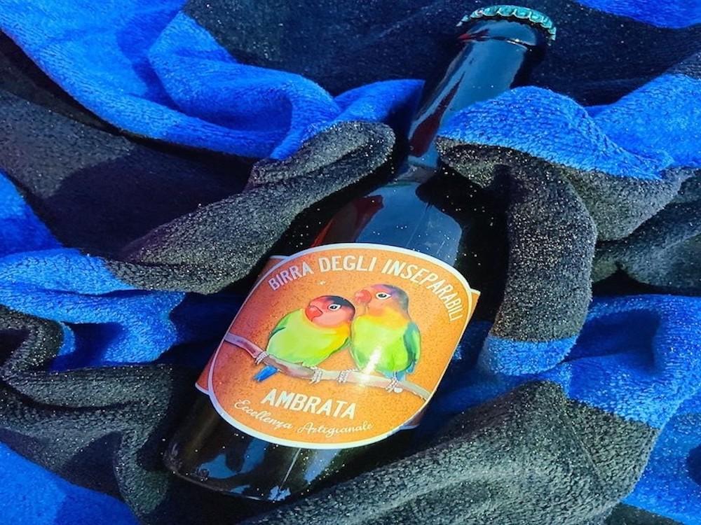 Birra ambrata artigianle