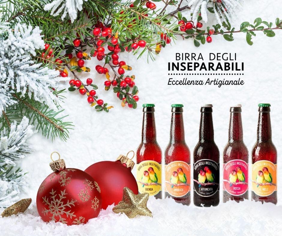 Birre artigianali regalo per Natale